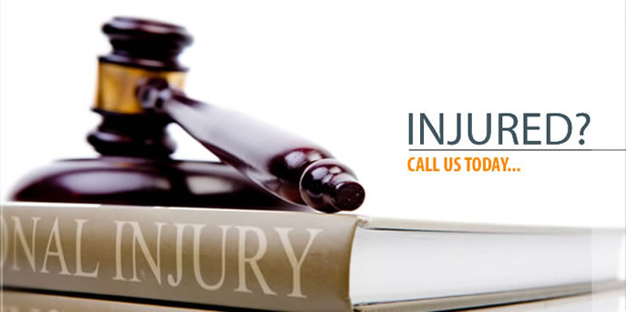 Injured?  Call us today.